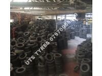 Partworn tyre wholesale - Nationwide Delivery - UTS Tyres