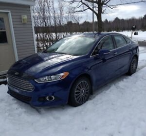 Ford fusion Full equip 4x4
