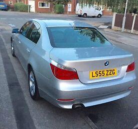 BMW 5 series 520d se, full service