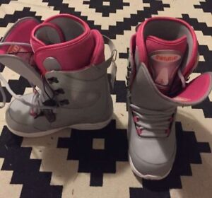 Snowboard boots - size 8 (38.5)