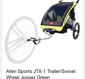 Allen thx-1 bike carrier for toddler / child Bellerive Clarence Area Preview