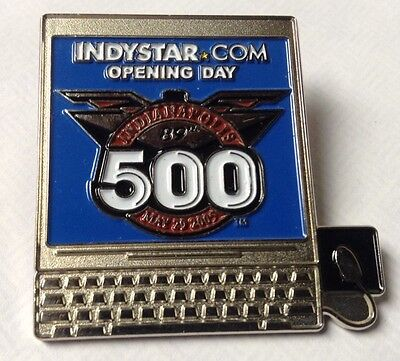 Indianapolis 500 Collector Pin  Indystar Com  89Th Running  2005