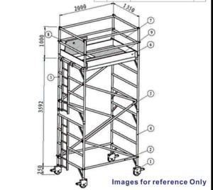 Phenomenal Hasegawa Ladders Lucano Step Stool 3 Steps Red Ladders Cjindustries Chair Design For Home Cjindustriesco