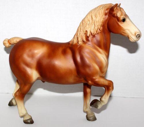 VINTAGE BREYER CLYDSDALE SHORT TALE TROT STALLION HORSE BREYER MOLDING CO