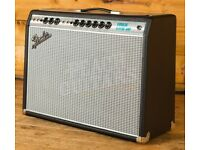 Fender Vibrolux reverb guitar amp combo