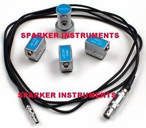 4PCS-4-0MHz-Probe-Sensor-Transducer-w-Lemo-Cable-for-Ultrasonic-Flaw-Detector