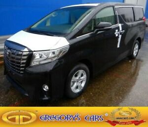 Toyota Alphard Prestige V6 3.5L AT NEW CAR 7s