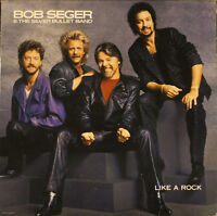 Bob Seger - Like a Rock Vinyl Record LP