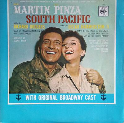 Mary Martin, Ezio Pinza - South Pacific With Original Broadway Cast