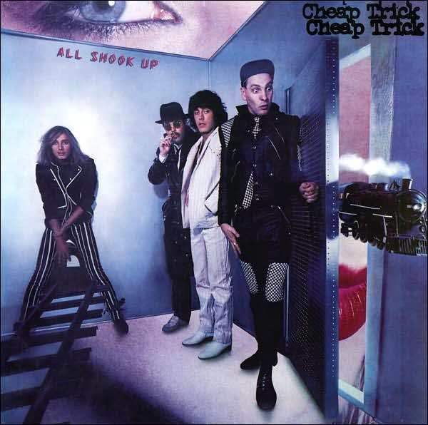 CHEAP TRICK : ALL SHOOK UP (CD) sealed