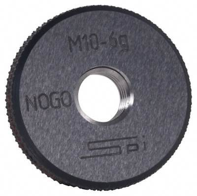 Spi M33x2 No Go Single Ring Thread Gage Class 6g Oil Hardened Nonshrinking S...