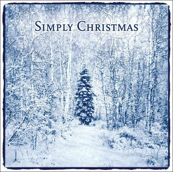SIMPLY CHRISTMAS - CD - Sealed