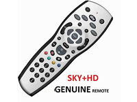 SKY + HD , REMOTE CONTROL GENUINE REPLACEMENT.
