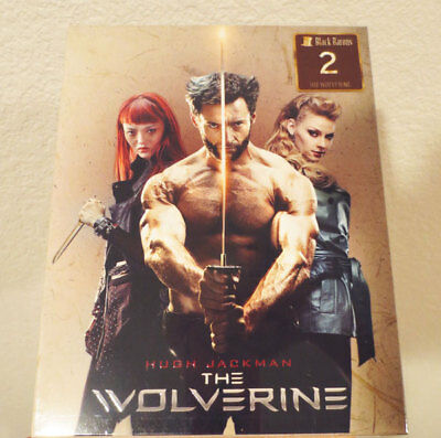 The Wolverine Black Barons Film Arena Blu Ray Steelbook Full Slip Filmarena Fac