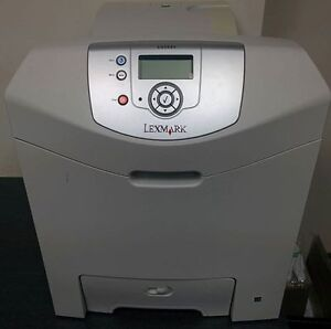 Imprimante laser couleur capable de recto verso Lexmark c530dn