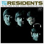 LP nieuw - The Residents - Meet The Residents