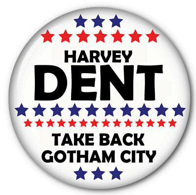 HARVEY DENT TAKE BACK GOTHAM CITY HALLOWEEN COSTUME PROP 3