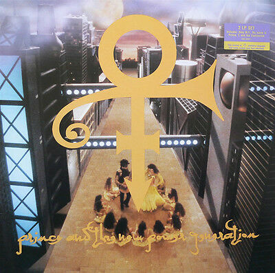 Prince And NPG  Lovesymbol Vinyl LP 1992 Original Very Rare