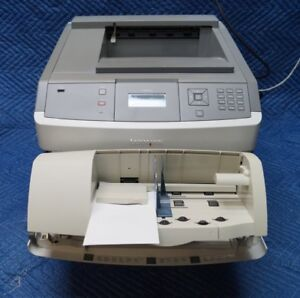 Lexmark T652N Network Laser Printer 50ppm 550-Sheet Tray
