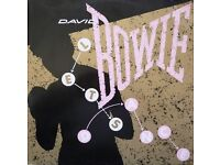 David Bowie ‎– Let's Dance: Rock, Pop 12'' Vinyl