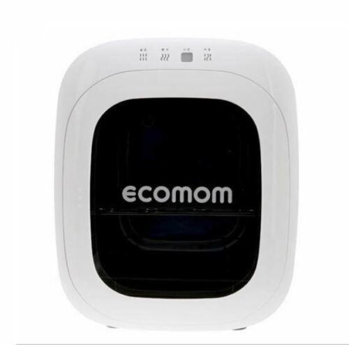Neoco Ecomom ECO-33 UV Anion Baby Bottle Sterilizer Warm Air Dry - White