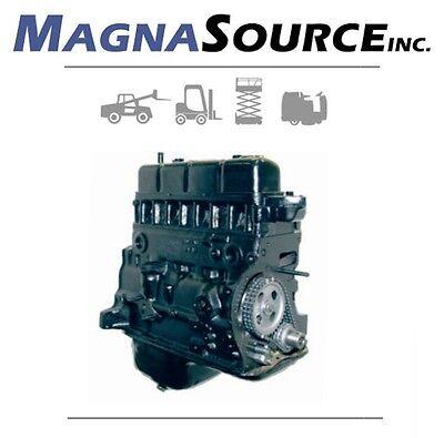 Nissan H20-3 - Forklift Engine - 3 Bolt - 13 Month Warranty - Magna Source V3