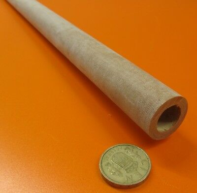 Garolite Phenolic Nema Le Linen Tube 1.0 Od X 58 Id X 316 Wall -2014
