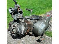 Honda c90 cub 90 complete original engine