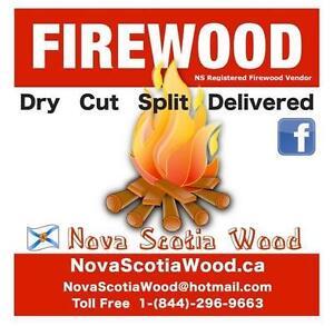 Premium Firewood    www.NovaScotiaWood.ca Call Toll Free: 1-844-296-WOOD (9663)