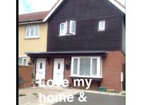 Two bed end terraced house. SWAPS ONLY NOT RENT looking for Birmingham or surrounding.