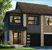 BRAND NEW - Modern, Stylish and Efficient FOUR BEDROOM Town Home
