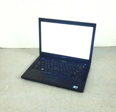 "Dell Latitude E6410 14"" Laptop Notebook Core i5 2.4 GhZ 4 GB Ram No HDD No AC"
