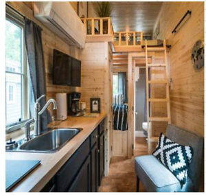 Tiny House 54mts Better Than A Caravan 135pw TAP