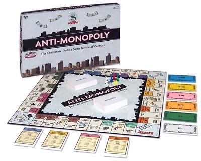 Anti - Monopoly - classico rettangolare giochi da tavolo società