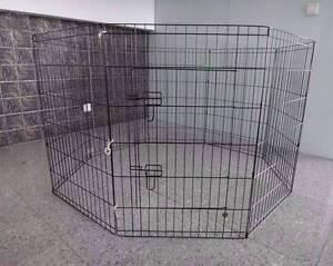 """42"""" 107cmH 8panel pet Dog Playpen pen Cage Enclosure Rabbit fence Mordialloc Kingston Area Preview"""