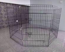 """42"""" 107cmH 8panel pet Dog Playpen pen Cage Enclosure Rabbit fence Oakleigh Monash Area Preview"""