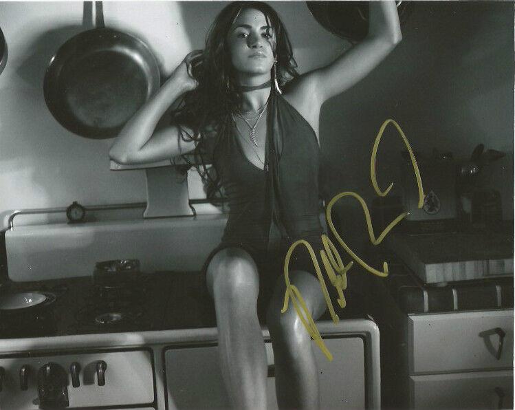 Nikki Reed Autographed Signed 8x10 Photo COA