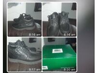 Boys Lacoste boots