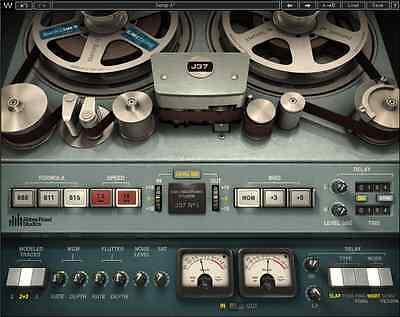 Waves Abbey Road J37 Tape v9 Version 9 - Soundgrid, Native