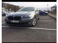 LHD BMW 530d F10 very good condition