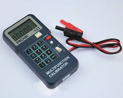 Electrical Equipments Process Calibrator Thermocouple Kjet Type Frequency