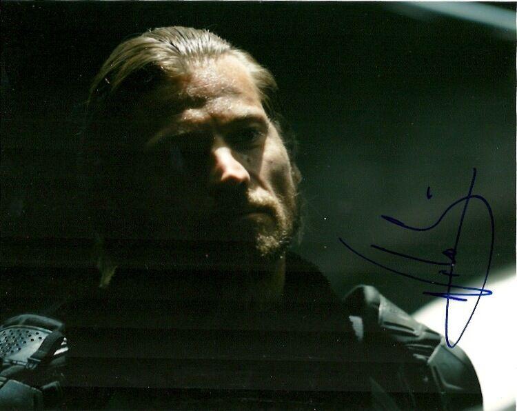 Oblivion Nikolaj Coster-Waldau Autographed Signed 8x10 Photo COA