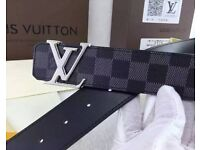 Louis Vuitton Hermes Belts