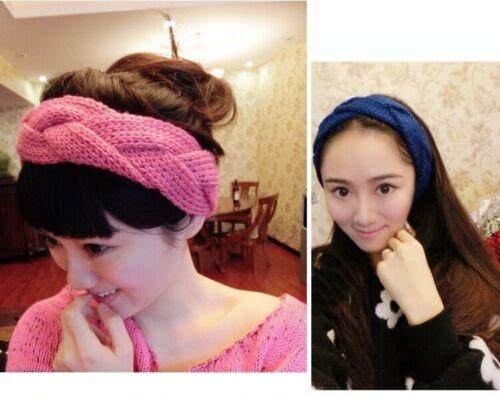 women s warmer knitted wrap twist crochet