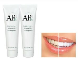 Whitening Fluoride Toothpaste ✨ AP 24®