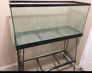 32 gallon tank (no stand included)