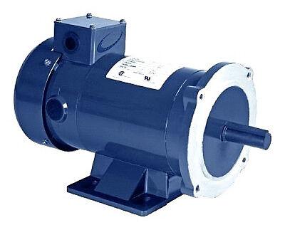 Dc Motor 1hp 90v 1800 Rpm 56c Tefc Permanent Magnet