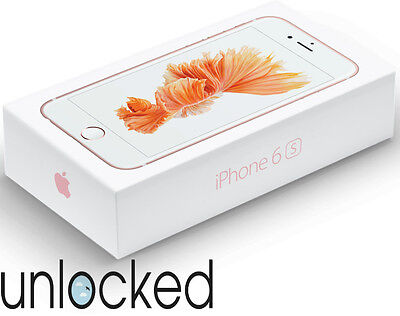 Apple iPhone 6S Rose Gold 16GB (UNLOCKED) Verizon / AT&T / T-Mobile *NEW (W)*
