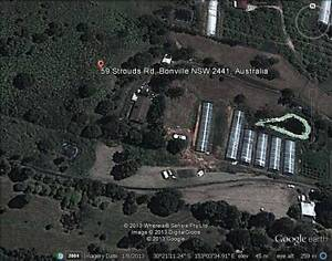 6 Commercial greenhouse tunnels for lease Bonville Coffs Harbour City Preview