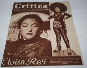 REVISTA-CRITICA-114-1954-ELOISA-REYES-MAE-WEST-LUISA-ORTEGA-BEATRIZ-DE-LEN
